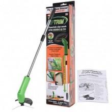 Газонокосилка триммер для сада Zip Trim ручная аккумуляторная